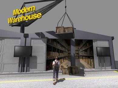 modern warhouse 2